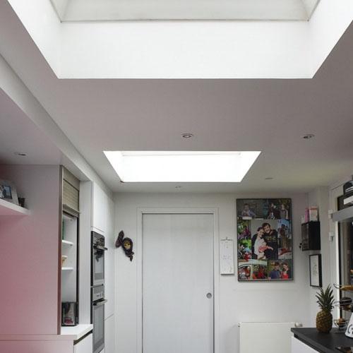La fenêtre-coupole pour toiture plate de Velux
