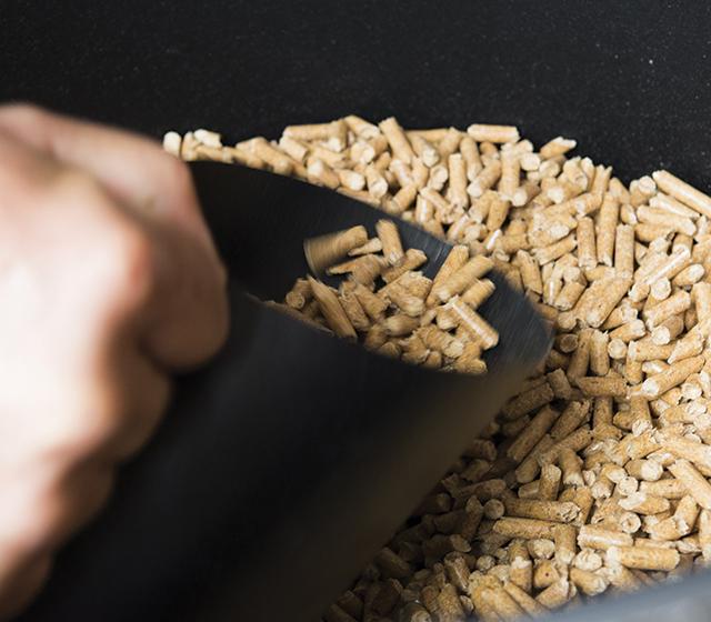 Les pellets sont aussi appelés granulés