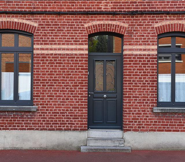 Fenêtre avec moins d'entretien