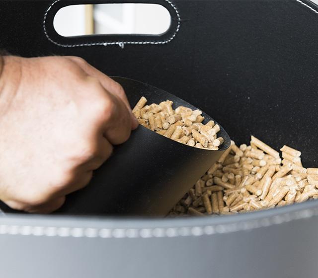 Consommation électrique et pellets poêle à pellets