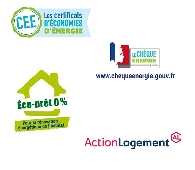 MaPrimeRénov' cumulable avec les CEE, le chèque énergie, l'éco PTZ et les aides Action logement