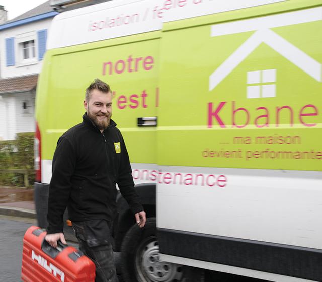Kbane, installateur agréé Somfy