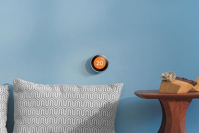 Un thermostat esthétique