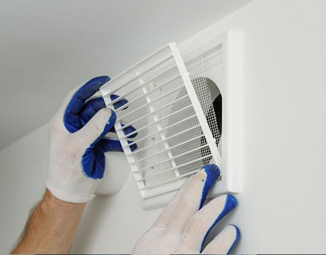 Installation ventilation Kbane