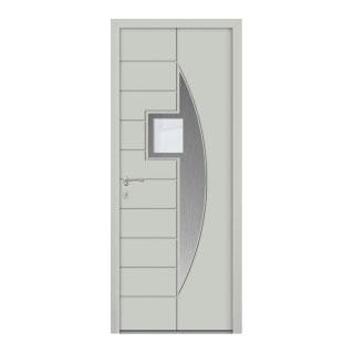 Porte d'entrée aluminium Andromede 1