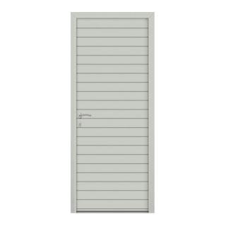 Porte d'entrée aluminium Aniline