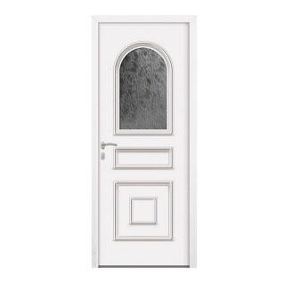 Porte d'entrée aluminium Antares 1L