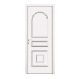 Porte d'entrée aluminium Antares