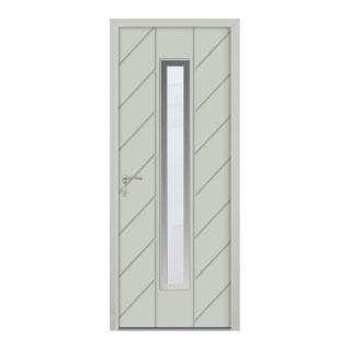 Porte d'entrée aluminium Bouvier 1