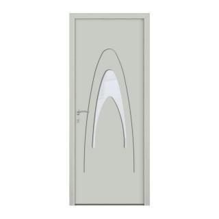 Porte d'entrée aluminium Marine 1
