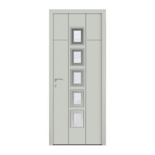 Porte d'entrée aluminium Pegase 5