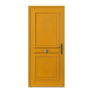 Porte d'entrée bois Cacérès