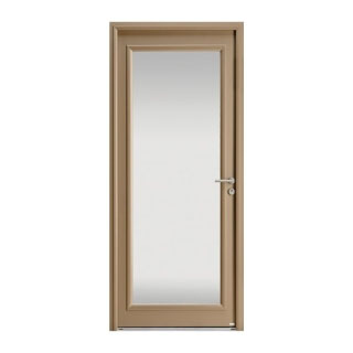 Porte d'entrée alu/ bois Estevan