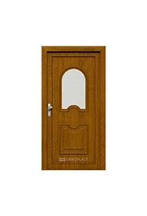 Porte d'entrée PVC Alpha