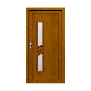 Porte d'entrée PVC Omega