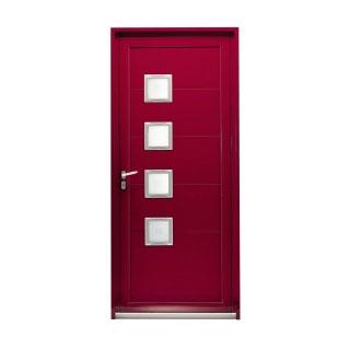 Porte d'entrée PVC Sigma