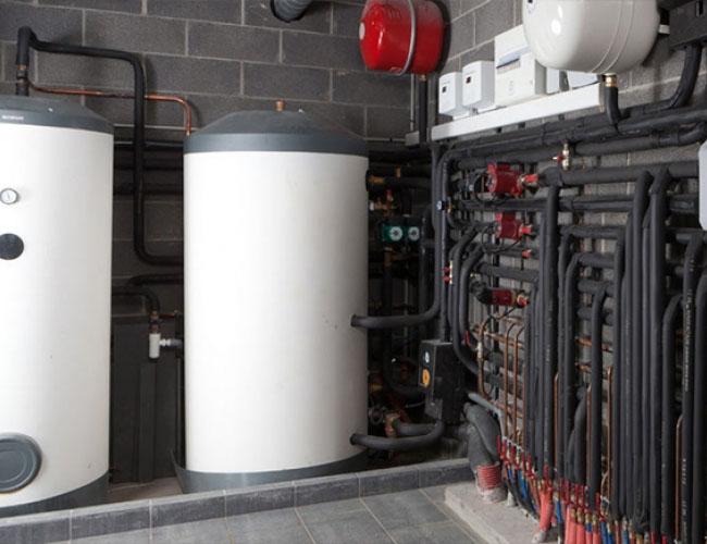 Installation d'un système de chauffage avec pompe à chaleur