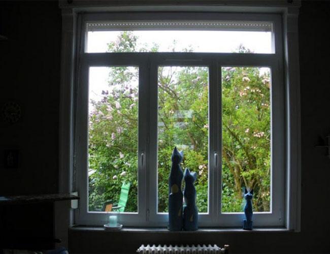 Pose de fenêtres PVC à Jeumont