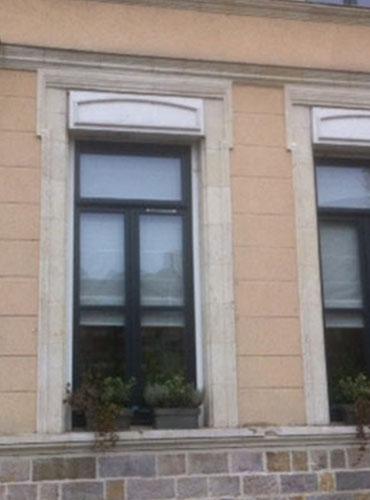 Pose de fenêtres Millet en alu sur Arras