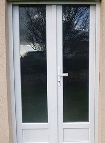 Remplacement fenêtre Millet alu