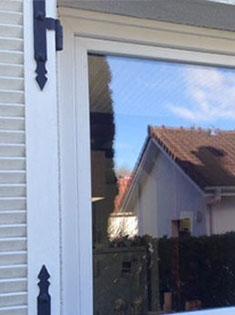 Pose de baies vitrées Millet dans la région de Rouen