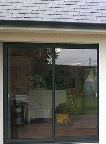 Pose de porte-fenêtres PVC dans la région de Rouen
