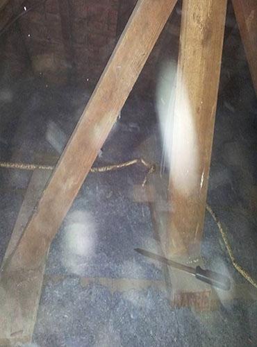 Pose d'une isolation des combles perdus en Métisse, à Roubaix