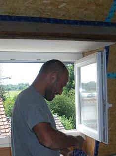 Isolation intérieure d'une maison à Villeneuve d'Ascq