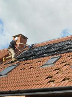 Installation photovoltaique Nord Deulemont