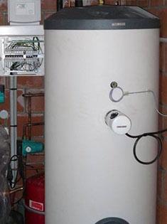 Installation d'une pompe à chaleur Stiebel monobloc air eau
