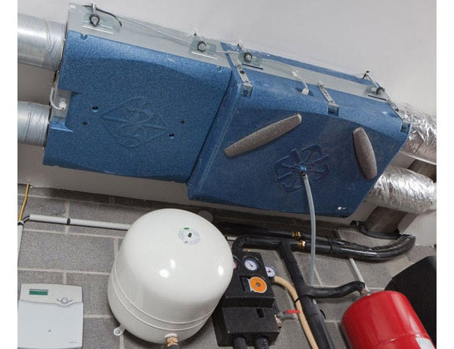 Installation d'une VMC double flux Dee Fly