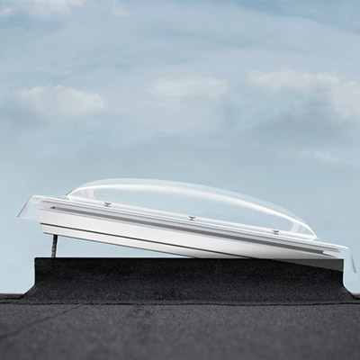 Fenêtre de toit plat Velux