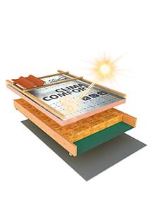 Rénovation et isolation de toitures