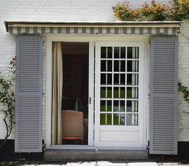 Fenêtre et bois